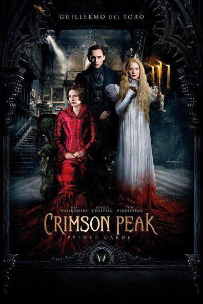 Crimson Peak (2015) Regarder Crimson Peak (2015) en ligne VF et VOSTFR. Synopsis: Au début du siècle dernier, Edith Cushing, une jeune romancière en herbe, vit avec s...