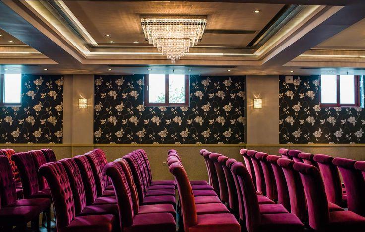conference room @odysseyhotel, Kefalonia, Greece