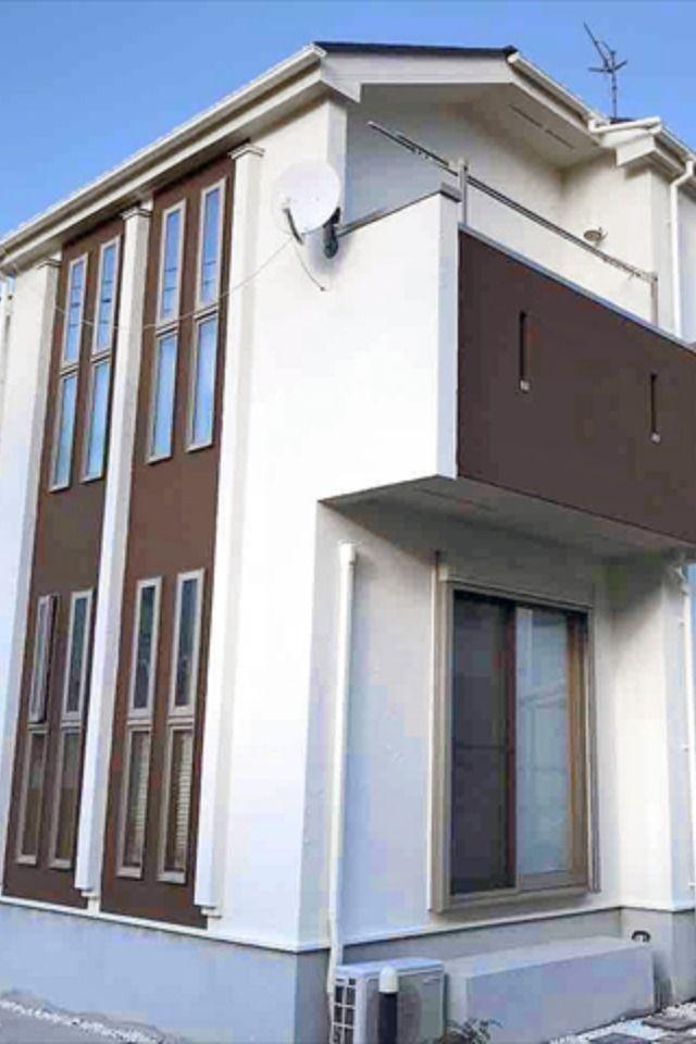 事例30選 モダンでかっこいい外壁に 色選びやデザイン徹底解説 画像