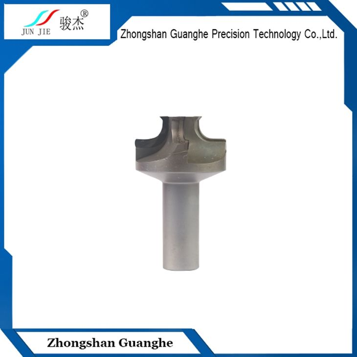 PCD forming outline milling cutter usually use to processing of aluminum,copper,plastic ,Powder metallurgy and other non-ferrous metals and non-metal.