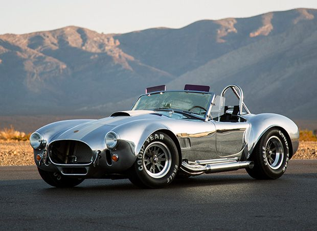 50th Anniversary Shelby Cobra 427. The 50-year anniversary of the iconic Shelby…