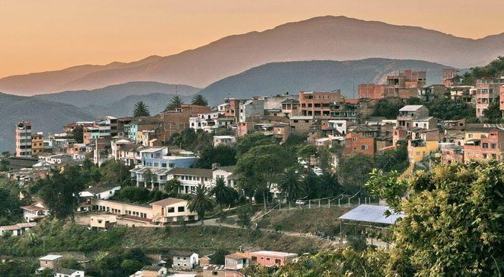 Coroico, Bolivia.
