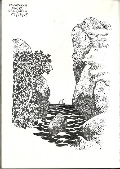 de vuelta con el cuaderno: Urumo. Mundaka 003