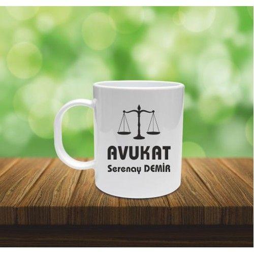 Avukat Temalı - Kişiye Özel Baskılı Kupa Bardak 15,00 TL ile n11.com'da! Kupa fiyatı ve özellikleri, Mutfak Gereçleri kategorisinde.