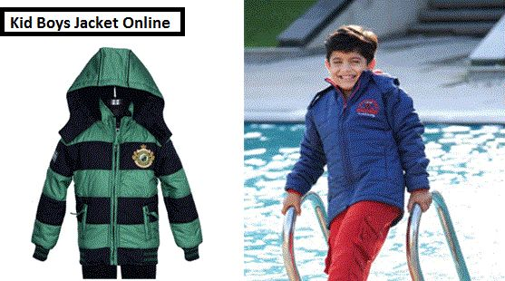 Jackets are an excellent choice for the boys to protect themselves from winter. Nowadays even the kids want trendy fashion in their clothes. Hence, jackets are a good investment for the kids anytime.