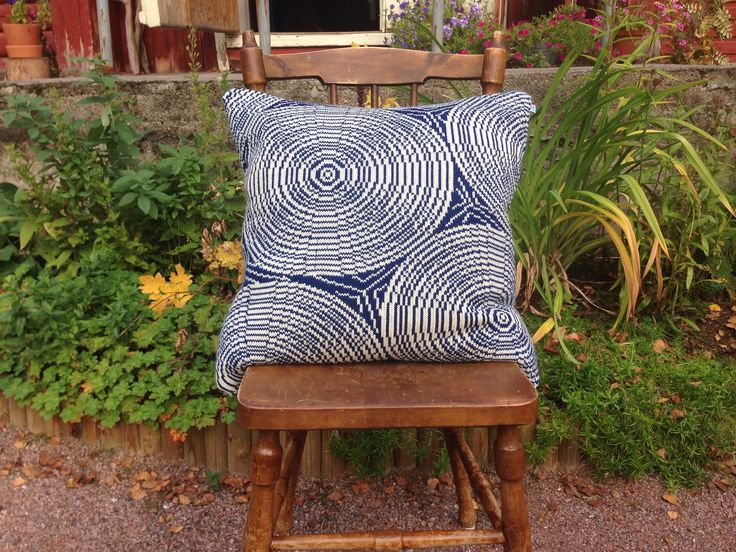 Timberlog pillow