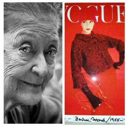Barbara Morel - such a kind woman
