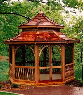 Gazebos, Three Seasons Gazebos, Gazebo Kits, Cedar, Wood & Vinyl Gazebos for your Home & Garden – Gazebos.com