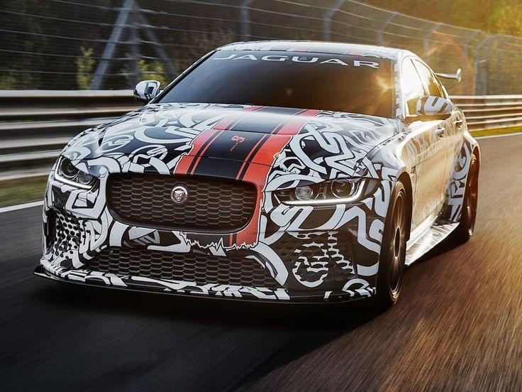 Jaguar XE Project 8: Dieses Geschoss soll ab 2018 zum M3-Killer werden