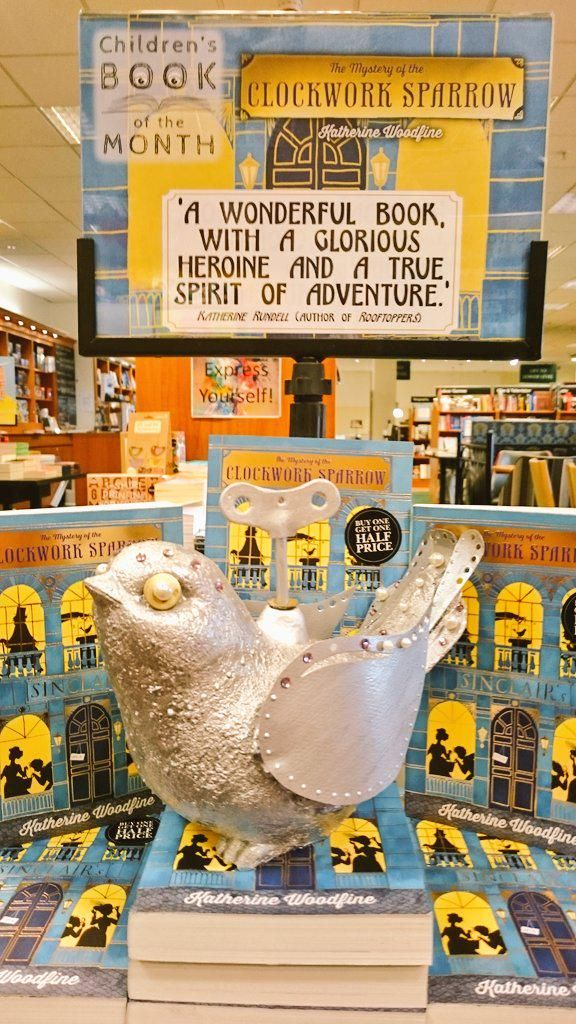 Waterstones Doncaster, created by the mighty @Leilah_Makes