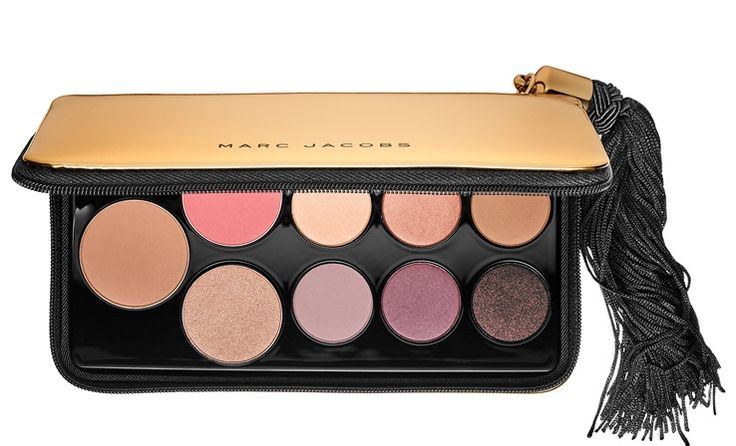 Marc Jacobs Beauty Holiday 2016 | Marc Jacobs Beauty Object Of Desire Face and Eye Palette $69