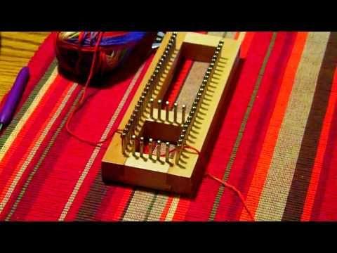 150 Best Loom Knitting Cast On Bind Off Images On Pinterest