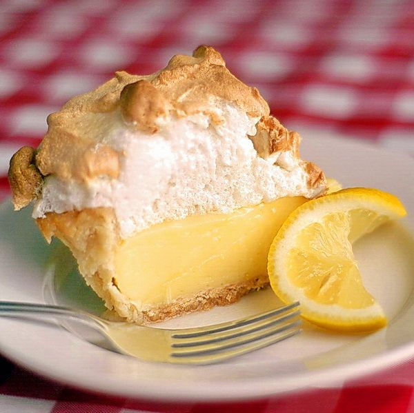 The Very Best Homemade Lemon Meringue Pie - made from scratch the old-fashioned way, just like Grandma used to do.