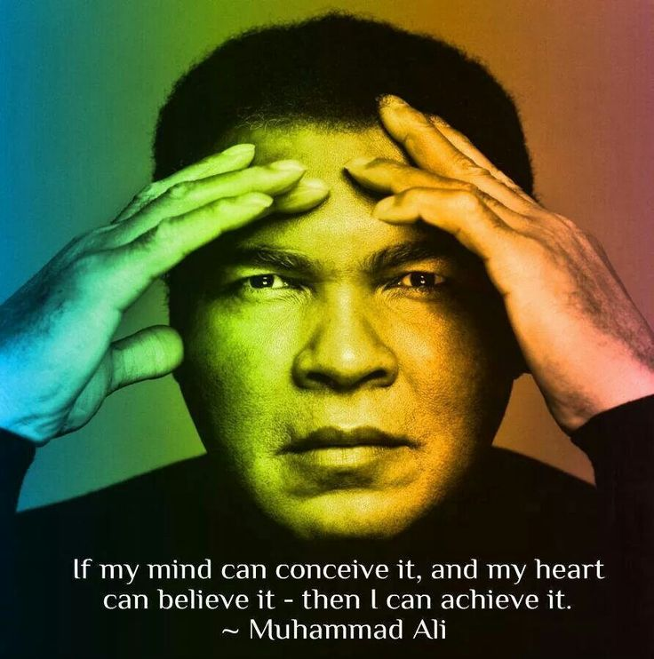 Muhamid Ali...just the best Champ ever and what a human being too