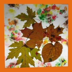 Autumn leaves stained glass craft for kids preschool for Leaf crafts for adults