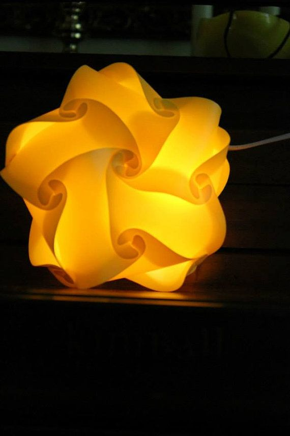 17 Best Images About Puzzle Lamps On Pinterest Ceiling