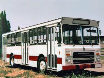 Ikarus 554 '1976–85