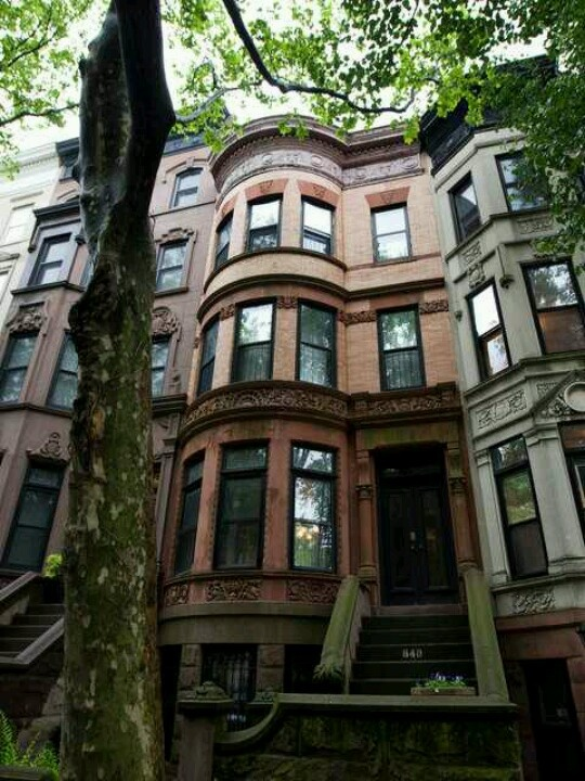 11 best brownstones images on pinterest brooklyn brownstone in brooklyn brownstone future president found a home on the top floor obamas old park slope apartment in the new york times malvernweather Images