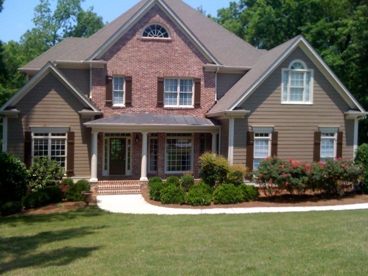 15 Best Images About Exterior Paint Colors On Pinterest Taupe Exterior Paint Colors And