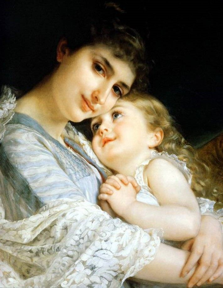 Best MOTHER DAUGHTER PAINTIN Images On Pinterest Drawings - Mother captures childhood joy photographs daughter