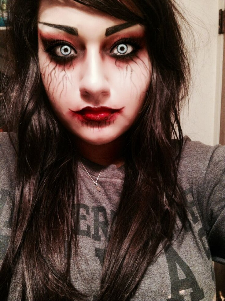 makeup done by me - Where Can I Get Halloween Makeup Done