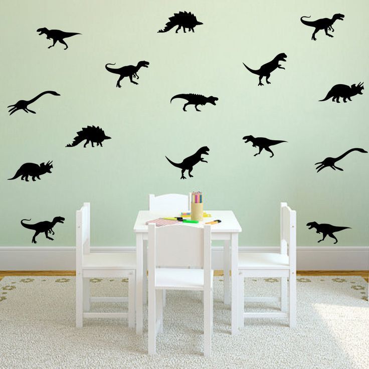 17 best ideas about cartoon dinosaur on pinterest phone for Dinosaur wall decals for kids rooms