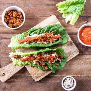 Tacowrap - Recept - Tasteline