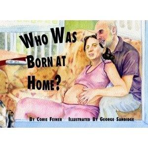 a children's book on homebirth.