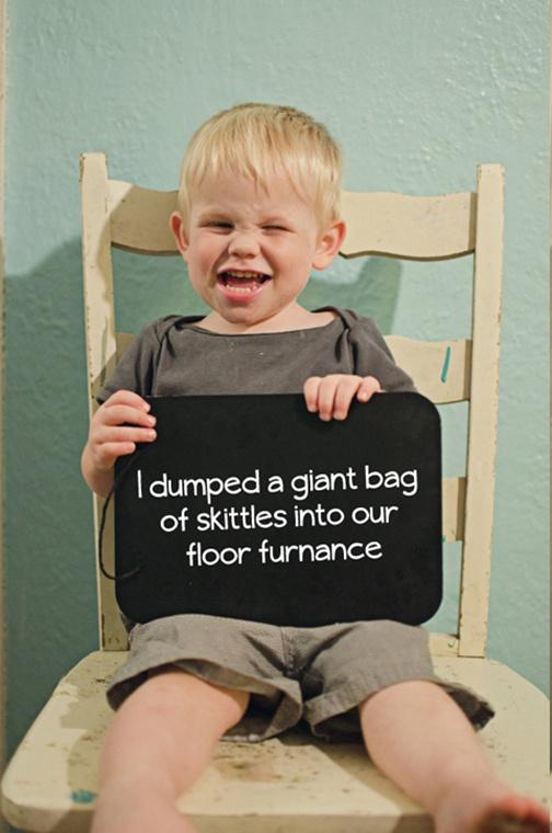 Baby shaming! lol