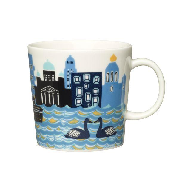 Kotikaupunki mug 0,3 l, Ocean