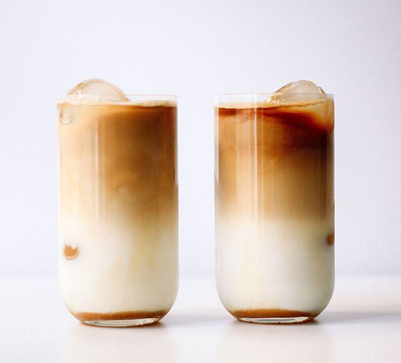 Iced Caramel Latte With Vanilla Recipe