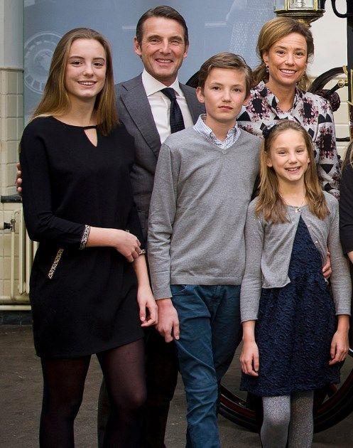 gezin prins maurits