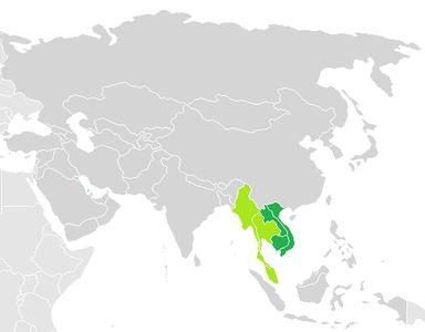 Indochina – Wikipédia, a enciclopédia livre
