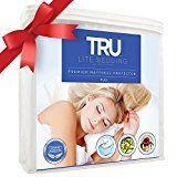 #9: TRU Lite Bedding Premium Waterproof Hypoallergenic Breathable Full Mattress Protector