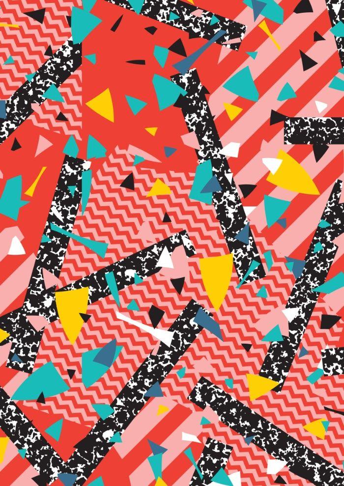 modern-memphis-milan-inspired-primary-color-geometric-stripe-design-red-confetti-80s-party-prints.jpg (700×990)