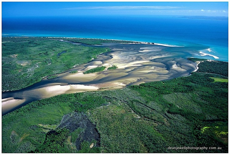 Dean Jewell Photography | Jardine river mouth, Cape York Peninsula