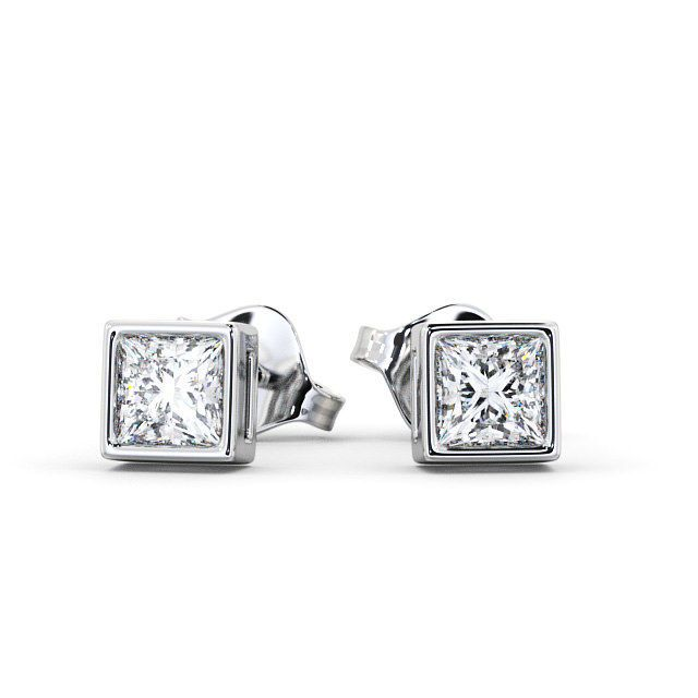 0.30 CARAT PRINCESS DIAMOND BEZEL STUD EARRINGS 18K WHITE GOLD - SCREW BACK #Charujewelsonline #Stud #gold #whitegold #Luxurious #diamond #diamondring #diamondjewellery #goldjewelry #jewellery #fashion #mensjewelry #mensring #Bracelets #Gift #Valentine #couturejewelry #Men #Pendant #Happy #bespokejewelry #love #Heart #Rose #Gold #diamondEarring #Earring #Diamond #Ring #Diamondring #Eternityring #Halfeternity #Engagement #Wedding #WWE #Ebay #IAMSRK #SHAHRUKH #KHAN #celebrity #Queen #King…