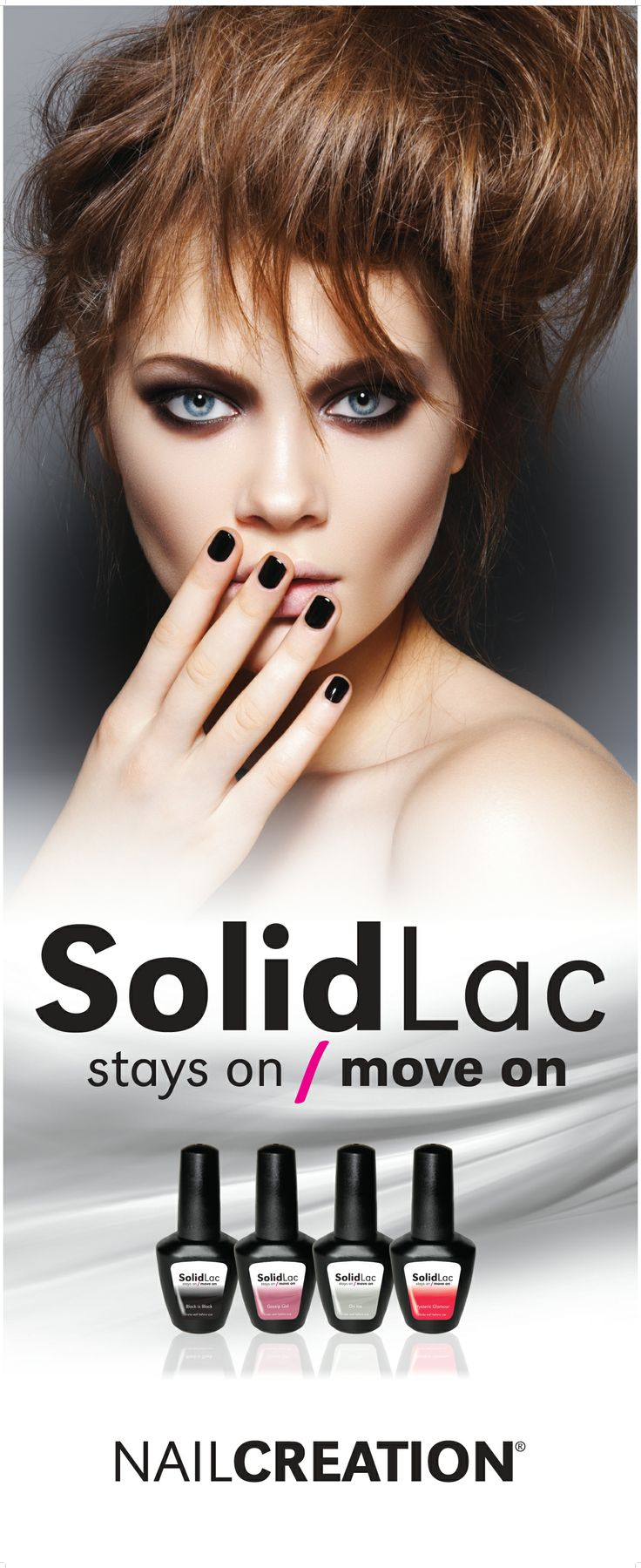 Nail Creation's Solid Lac poster