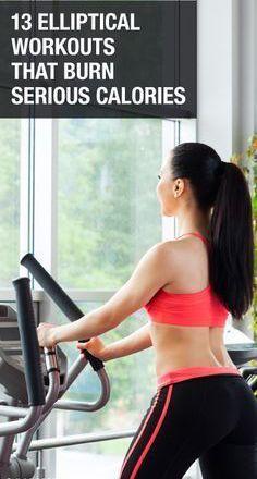 13 Elliptical Machine Workouts To Burn More Calories – Medi Idea
