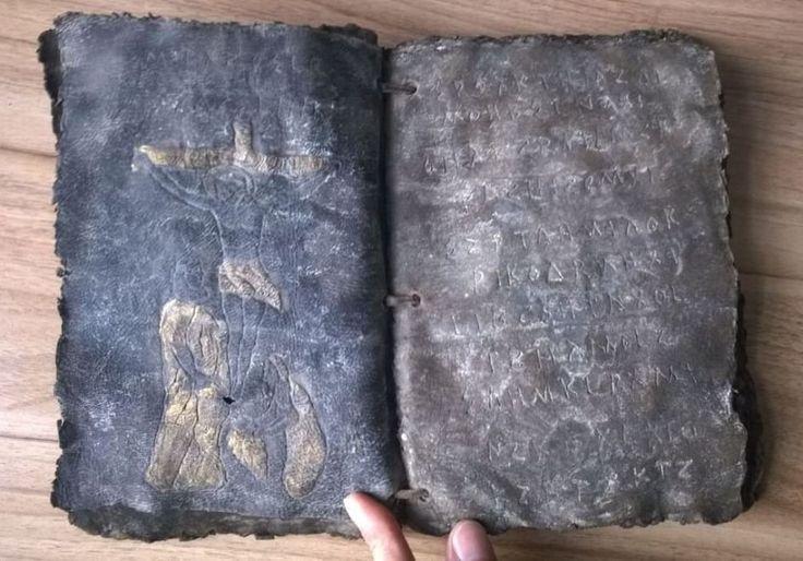 Turchia, scoperta una Bibbia incisa su pelle di daino