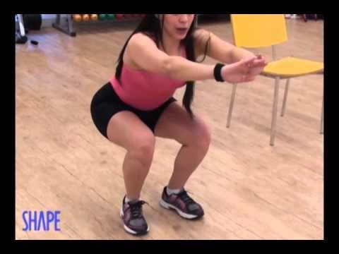 5 exercícios para deixar suas pernas saradas - YouTube