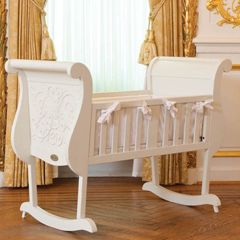 Beautiful Baby Bassinets, Wooden Baby Cradles & Nursery Furniture