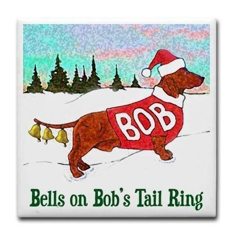 Bells on Bob's Tail Ring