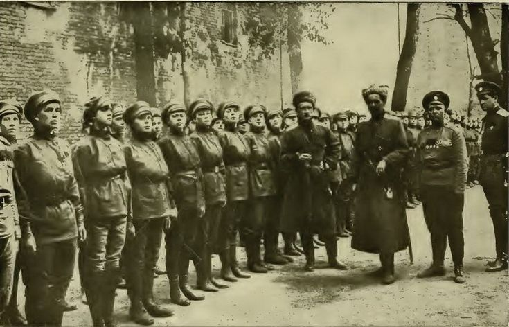 a history of the womens battalion in the russian army 1st petrograd womens death battalion the russian  the 14th olonetsky  find us to be a welcoming group who share a common interest in russian culture and history.