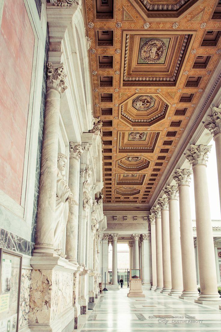 St Paul's - Rome, Italy