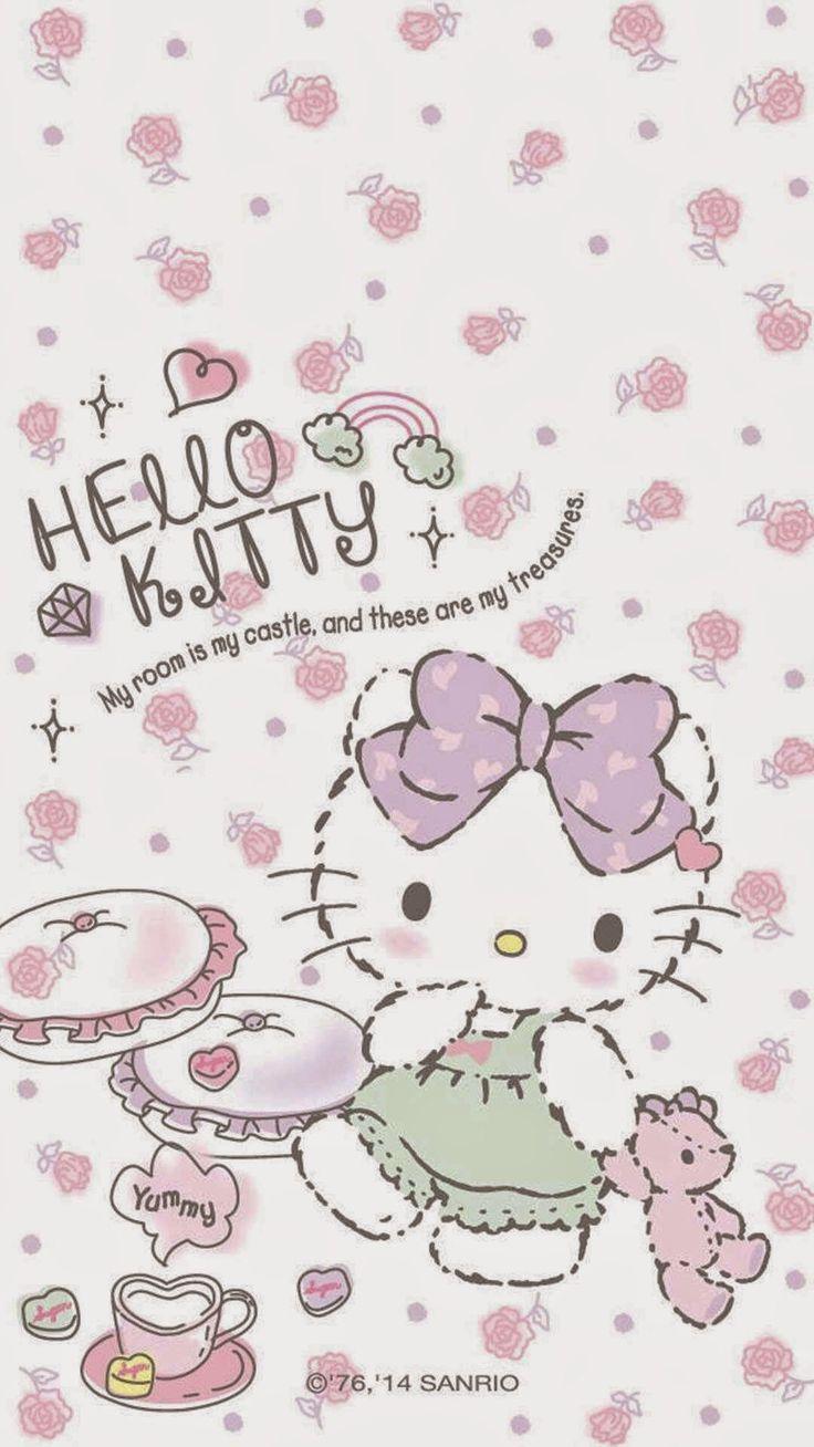 hello sanrio hello kitty wallpaper sanrio wallpaper phone wallpapers kawaii iphone 6 people ariel walpaper hello kitty