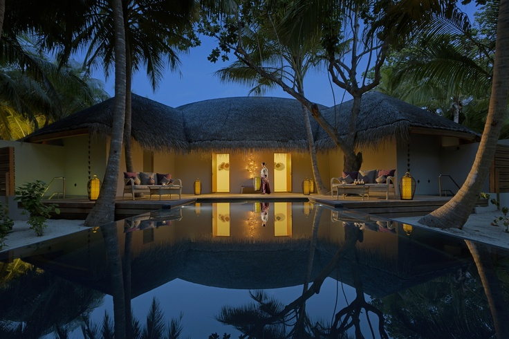 Our signature Devarana Spa.     Peaceful. Relaxing. Indulgent.  @DusitThaniMV