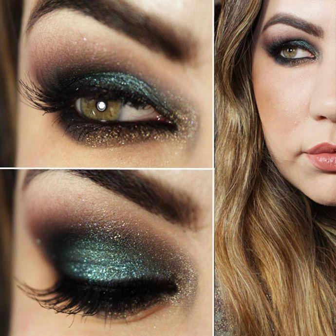 Tutorial – maquiagem com Duo de Sombras da Natura Una!