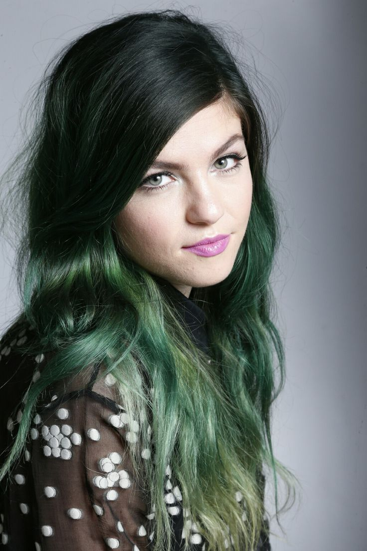 18 best Hair colors of red, blue, yellow, orange, violet, green ...