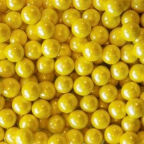 Sixlets Shimmer Yellow 1kg